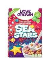 Love Grown Sea Stars Fruity Flavour Cereal