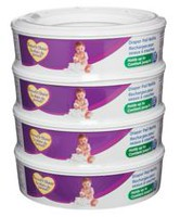 Parent's Choice™ Diaper Pail Refills, 4 pack