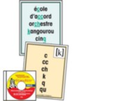 French Phonics Teacher Pack - consonants