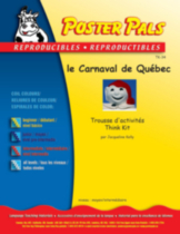 French Reproducible Teaching Activities for the FSL Classroom - le Carnaval de Québec