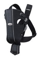 BABYBJÖRN Original Cotton Baby Carrier Black