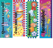 French Bookmarks