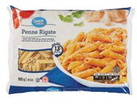 Pâtes sèches Penne rigate Great Value