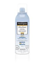 Neutrogena® Ultra Sheer® Body Mist SPF 60 Sunscreen Spray