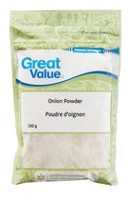Poudre d'oignon de Great Value