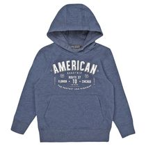 George British Design Boys' American Hooded Top 6X