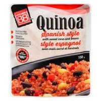 Kitchen 88 Spanish Style Quinoa