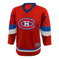 NHL Men's Montreal Canadiens Team Long Sleeve Jersey L/XL
