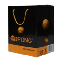 100 balles Ipong - Orange