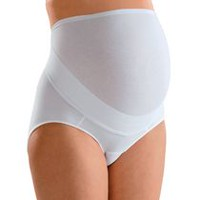 Naturana Women's Maternity Brief White XXL