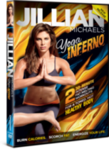 Jillian Michaels Yoga Inferno - DVD