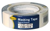 Seal-It™ Premium Masking Tape 1.42 inch X 60 yd