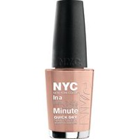 NYC New York Color In A New York Minute Nail Color Fashion Safari