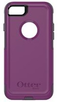 Étui OtterBox de la série Commuter pour iPhone 7 Dark Purple
