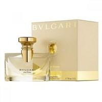 Bvlgari Pour Femme Eau De Parfum Spray For Women 50 ml