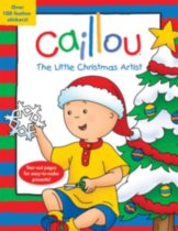 Caillou: The Little Christmas Artist