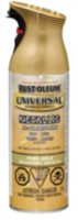 Rust-Oleum Universal All-Surface Metallic Finish - Pure Gold 312g
