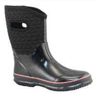Weather Spirits Women's 27NEOY17 Rubber Boot 7