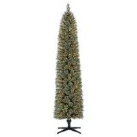 Holiday Time 7' Shelton Cashmere Pencil Fir Christmas Tree