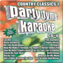 Sybersound - Party Tyme Karaoke: Country Classics