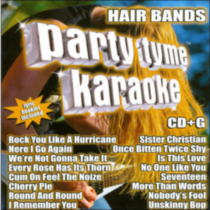 Sybersound - Party Tyme Karaoke: Hair Bands