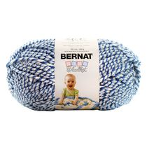 Bernat Baby Blanket Big Ball Yarn Blue Twist