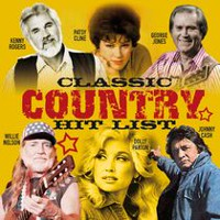 Various Artists - Classic Country Hit List (2CD)