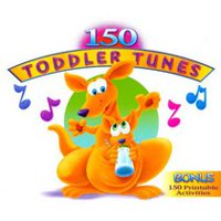 Various Artists - 150 Toddler Tunes