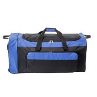 36-Inch Collapsible Wheeled Duffel Bag