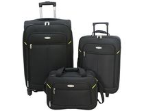 Millennium 3 Piece Luggage Set