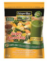 Europe's Best Super Smoothie Tropical Kale Delight