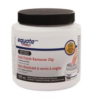 Equate 100% Acetone Nail Polish Remover Dip