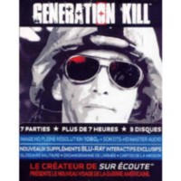 Generation Kill (Blu-ray) (French Edition)