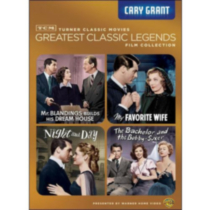 TCM Greatest Classic Legends Film Collection: Cary Grant: My Favorite Wife / Night And Day / The Bachelor And The Bobby-Soxer / Mr. Blandings Builds His Dream House