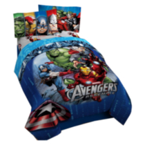 Avengers Halo Twin/Full Comforter