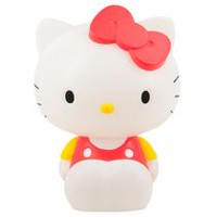 Veilleuse Hello Kitty Soft Lite amis lumineux