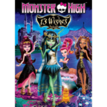 Monster High: 13 Wishes (Bilingual)