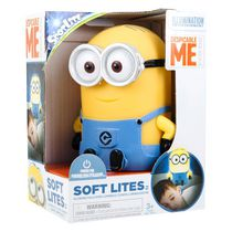 Despicable Me Soft Lite Glowing Pals Night Light