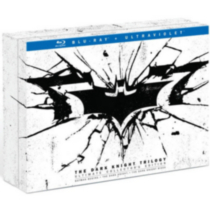 The Dark Knight Trilogy: Ultimate Collector's Edition - Batman Begins / The Dark Knight / The Dark Knight Rises (Blu-ray) (Bilingual)