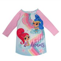 Robe de nuit en molleton Believe In Your Dreams de Shimmer & Shine pour bambins filles 3E
