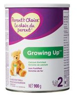 Parent's Choice Calcium Enriched Infant Formula 2