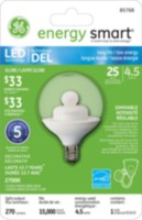 GE energy smart® LED 4.5W G16.5 1PK