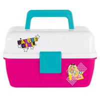 Shakespeare Barbie Kids Tackle Box