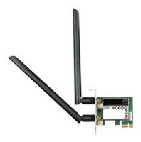 D-Link AC1200 Dual Band PCIe Desktop Wireless  Adapter (DWA-582)