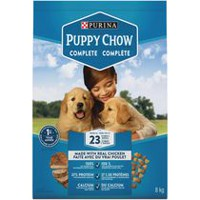 Purina® Puppy Chow® Puppy Food for All Puppies 8kg
