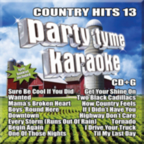 Sybersound - Party Tyme Karaoke: Country Hits 13