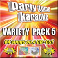 Sybersound - Party Tyme Karaoke: Variety Pack 5
