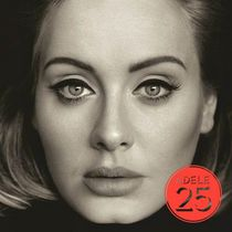 CD audio d'Adele - 25