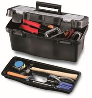 "Stack-On 16"" Tool Box"