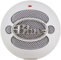 Blue Microphones Snowball USB Microphone, White